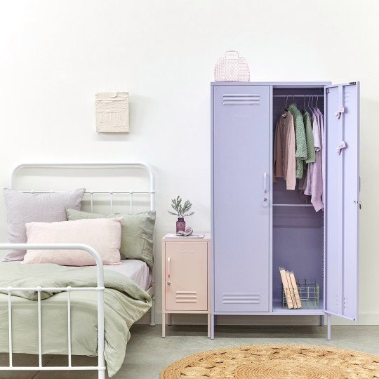 The Twinny in Lilac