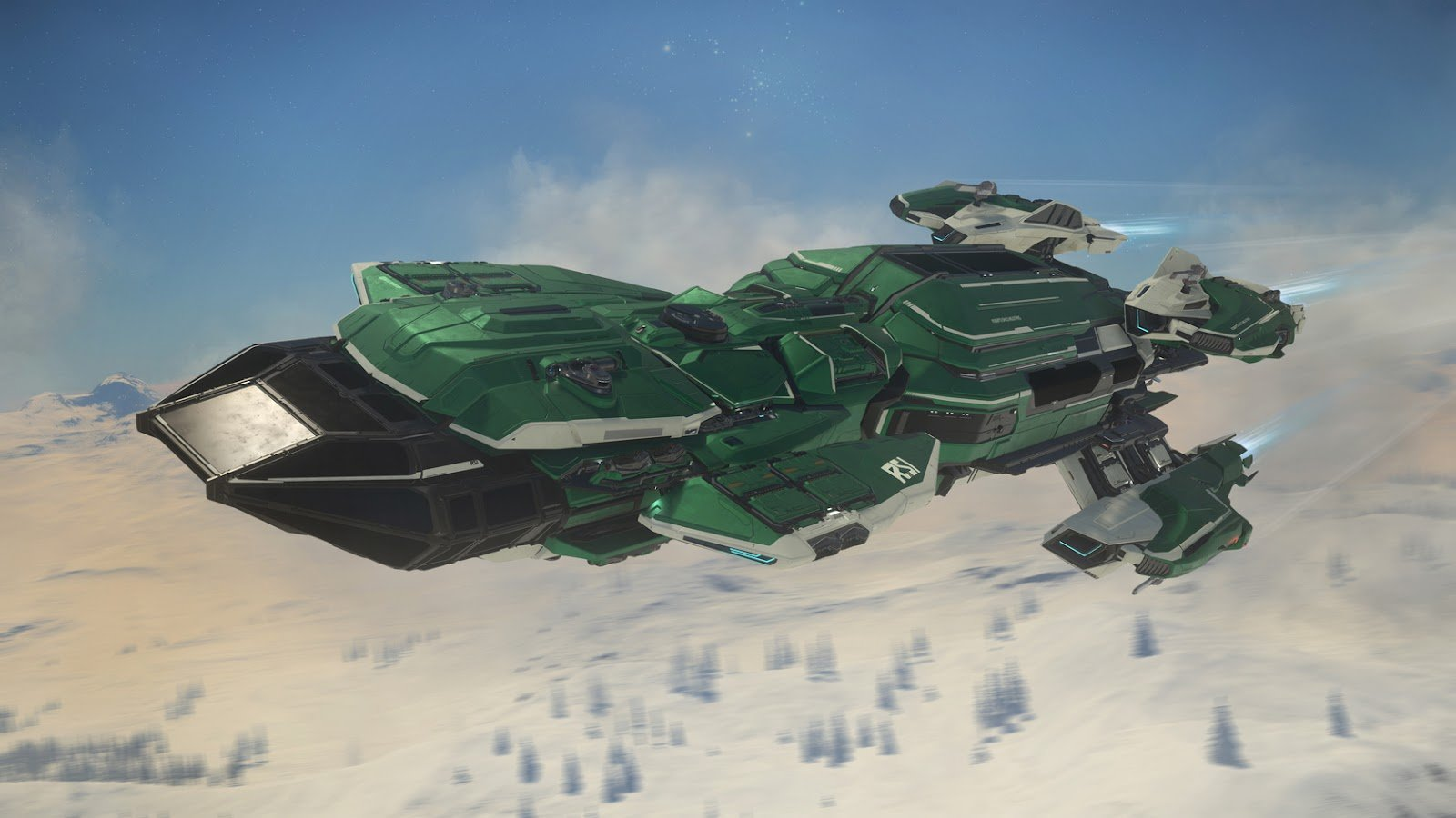Star Citizen Devs – Ares Inferno & Non-Fighters Are Capital Ships What?!
