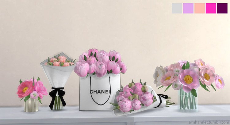 Furniture, Flowers & More –