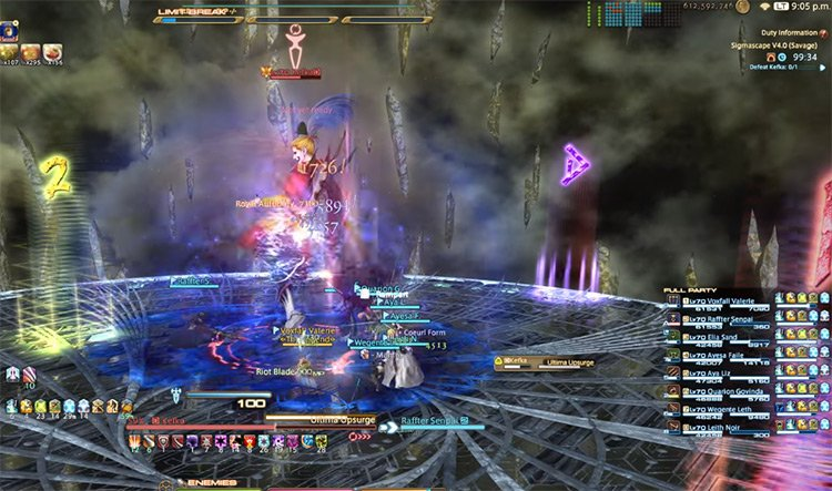 Why is Kefka in Final Fantasy XIV? –
