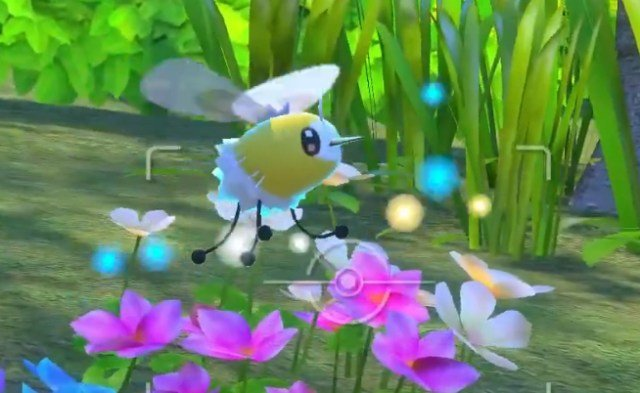 New-Pokemon-Snap-A-Cheeky-Pose-Cutiefly-Request-Guide