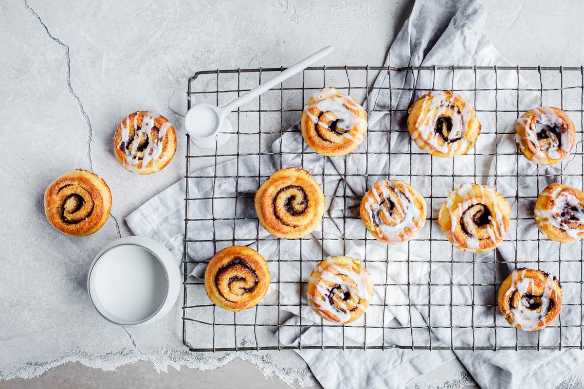 The Best Keto Cinnamon Rolls (Only 1 g of Carbs) – Recipe