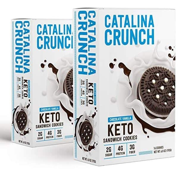 the best store bought keto cookie