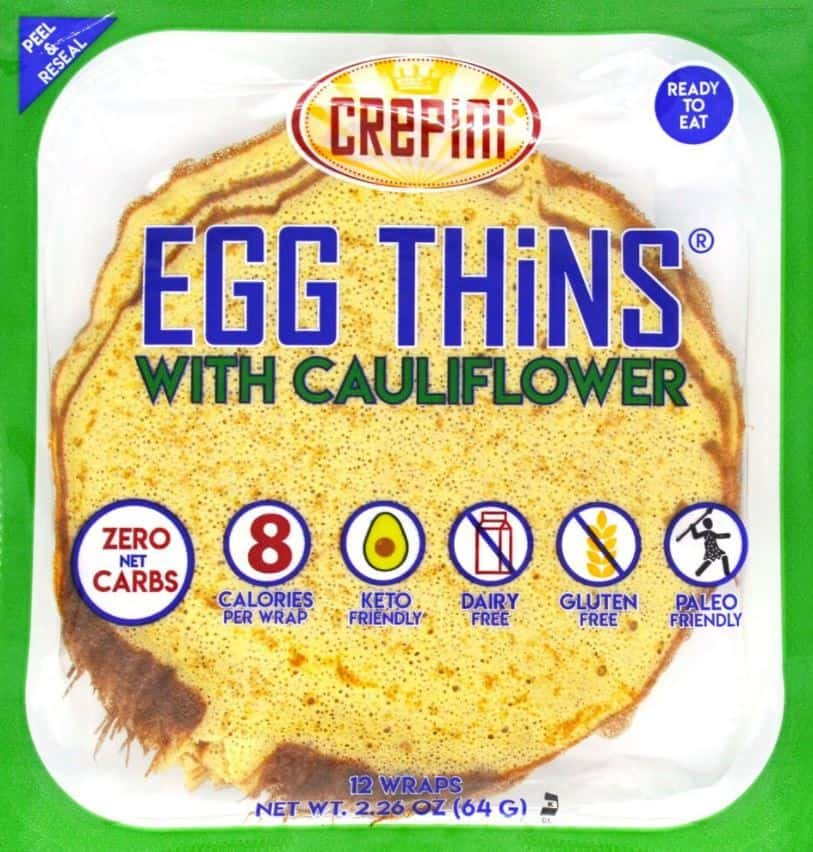 egg thins made by crepini review