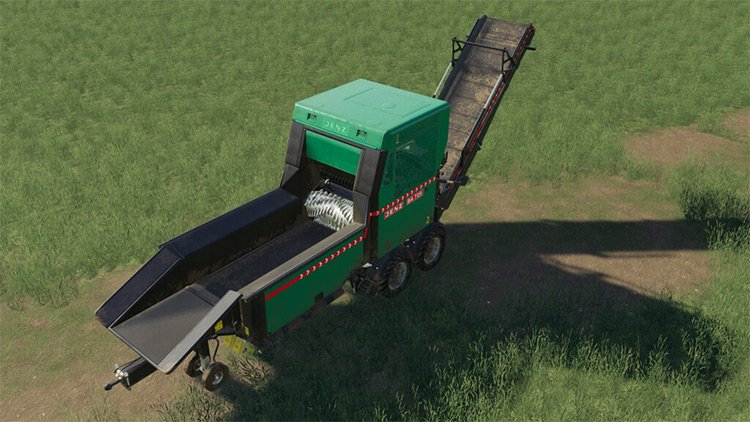 Best Wood Chipper Mods For Farming Simulator 19 (All Free) –