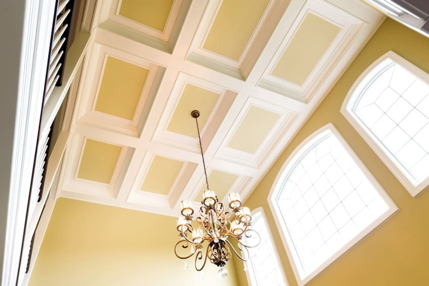 1628277738_100_Coffered-Ceiling-Paint-Ideas