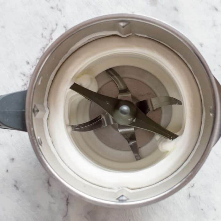 How to whip egg whites in the Thermomix