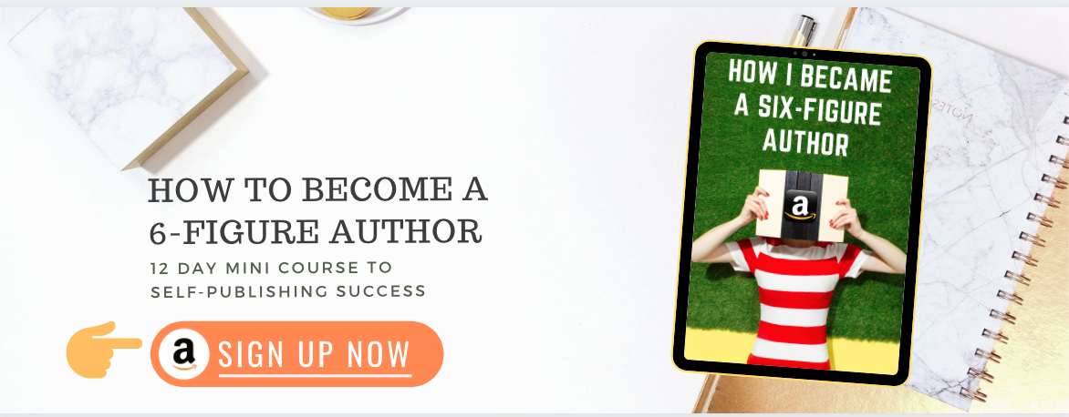 how to become a 6-figure author