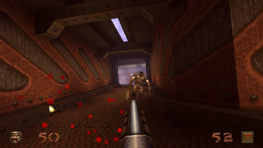 Review – Quake (Switch) –