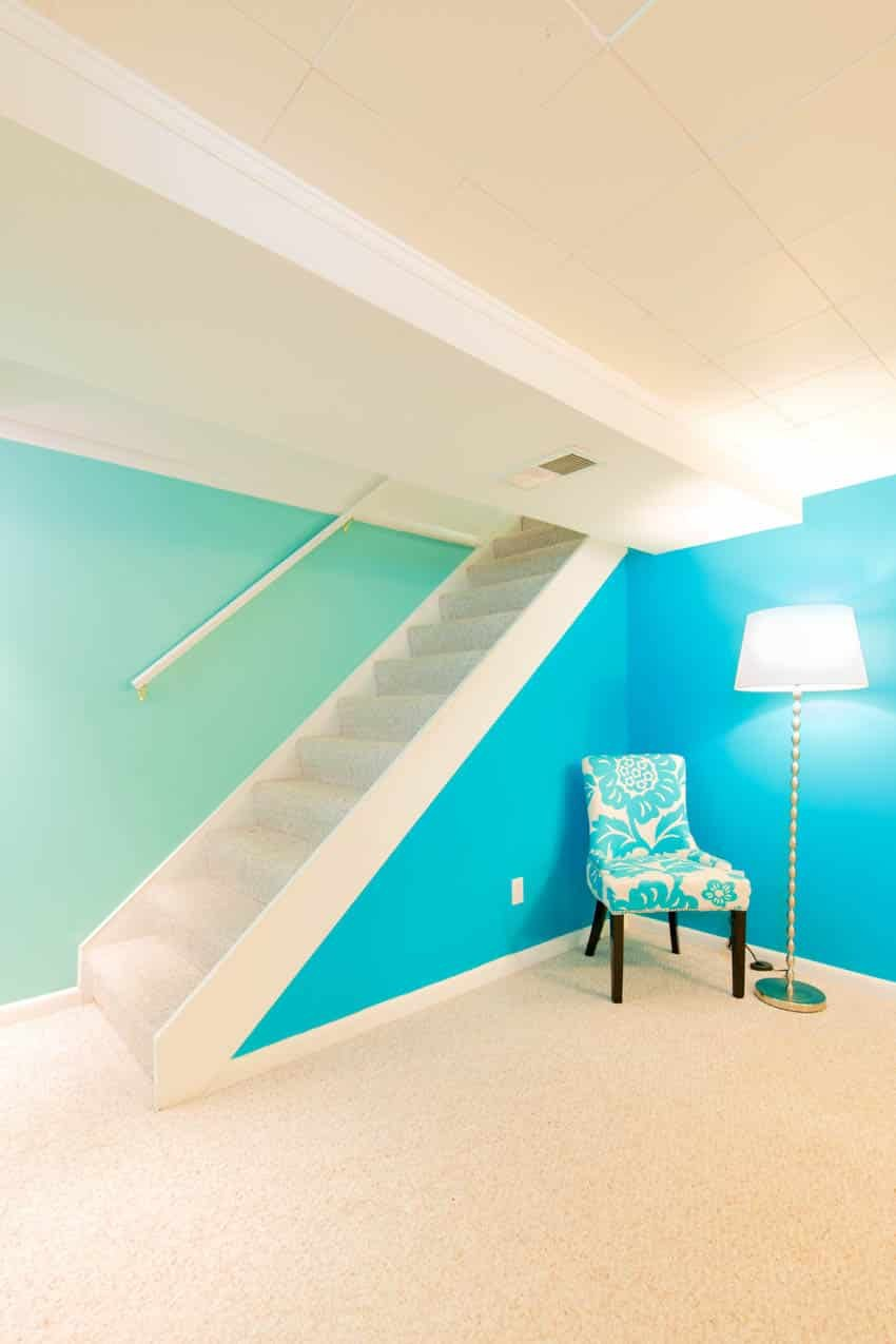 1629842780_456_What-Color-to-Paint-Basement-Ceiling