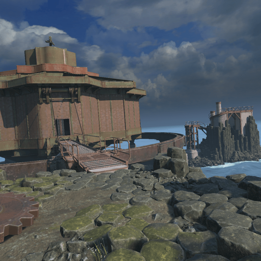 Review – Myst (VR) –