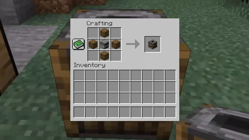 1630185985_436_How-To-Make-A-Smoker-In-Minecraft-Materials-Receipt-Crafting