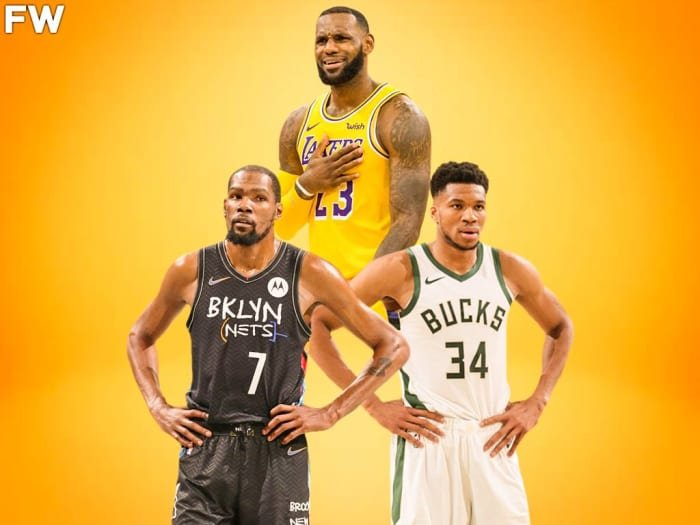 NBA Execs And Scouts Name Giannis Antetokounmpo, Kevin Durant Best NBA Players Over LeBron James