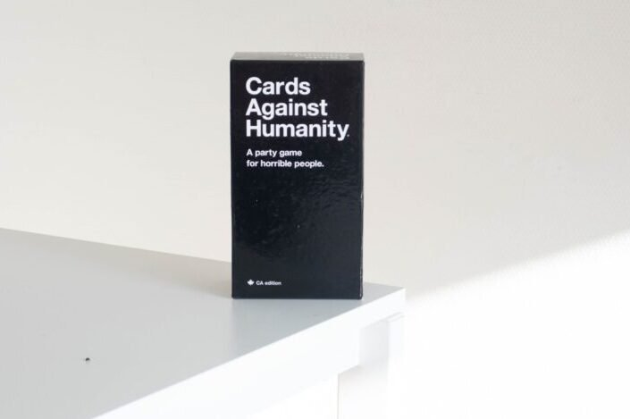 Cards Against Humanity game cards