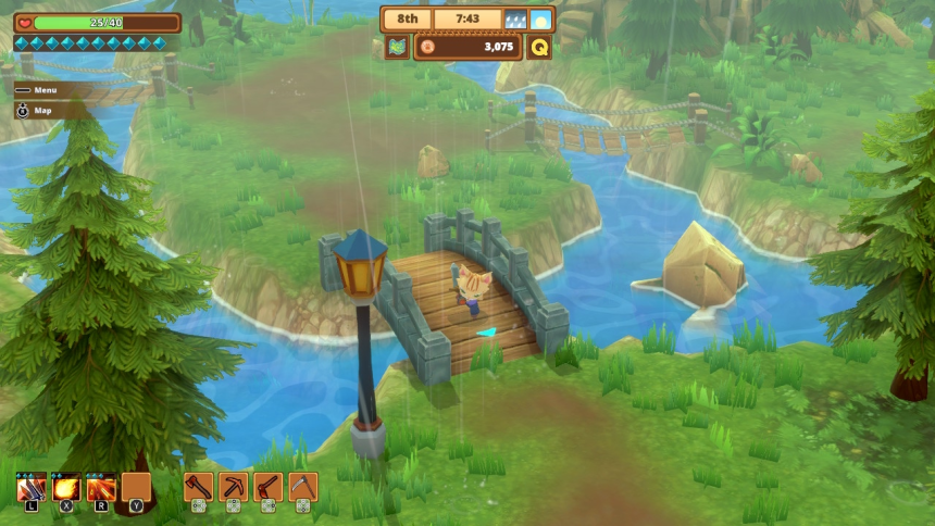 Review – Kitaria Fables (Switch)