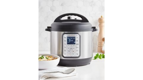 Instant Pot Duo Plus 6-Quart 9-in-1 One-Touch Multi-Cooker