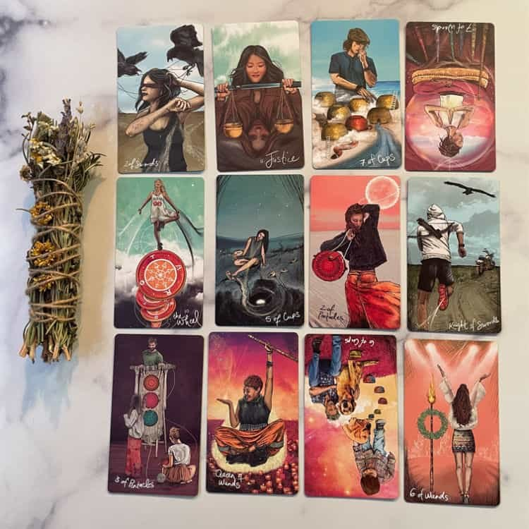 New Moon in Virgo 2021 - and Tarot Readings for Each Zodiac Sign
