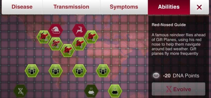 Plague Inc - 3. Get Those DNA Points and Spend Them Wisely