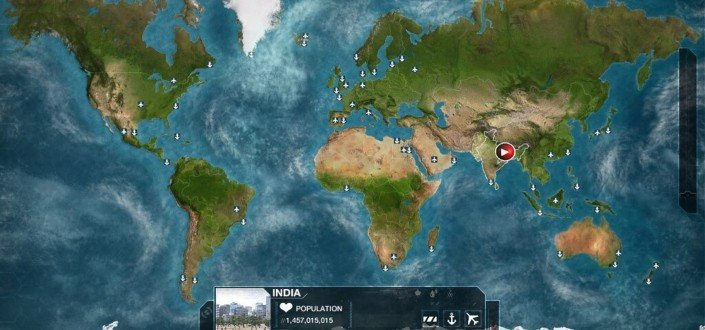 plague inc prion - Move to India
