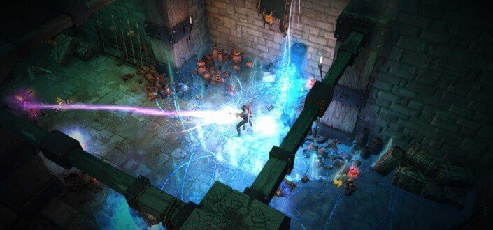 Victor Vran - Use Items To Aid Your Quest