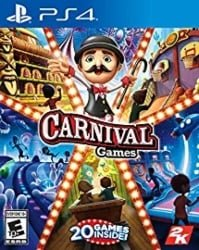 best ps4 games for kids - Carnival Games