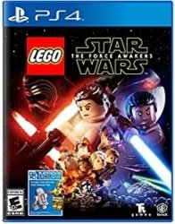 best ps4 games for kids - LEGO Star Wars The Force Awakens