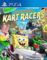 cest ps4 games for kids - Nickelodeon Kart Racers