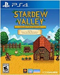 best ps4 games for kids - Stardew Valley Collector Edition
