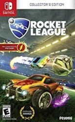 Best Nintendo Switch Multiplayer Games - Rocket League Collector's Edition