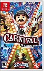 Best Nintendo Switch Games for Kids - Carnival Games