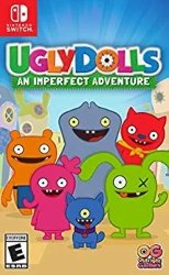 Best Nintendo Switch Games for Kids - Ugly Dolls An Imperfect Adventure