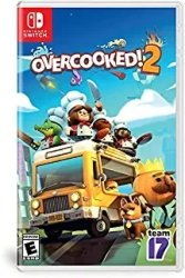 Best Nintendo Switch games for Kids - Overcooked! 2