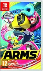 Best Nintendo Switch Multiplayer For kids - ARMS