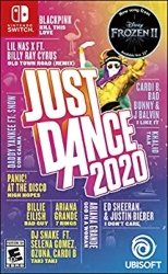 Nintendo Switch Multiplayer games for Kids - Just Dance 2020
