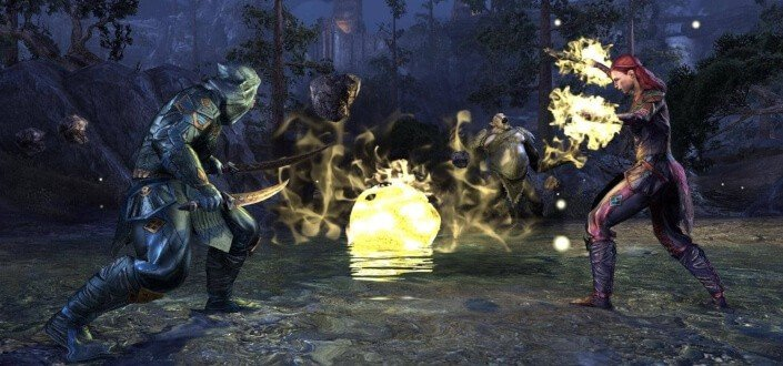Elder Scrolls Online - Learn how to level your character
