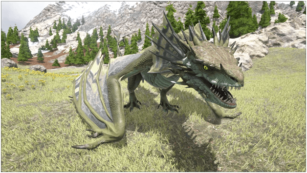 1631489071_520_Ark-Wyvern-Guide-Abilities-Taming-Food-Saddle-Breeding-Drops-amp