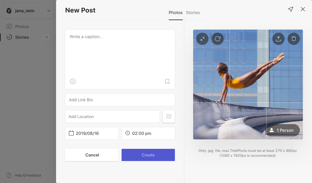 How to Automate Instagram Scheduling Posts And Stories. thinkmaverick