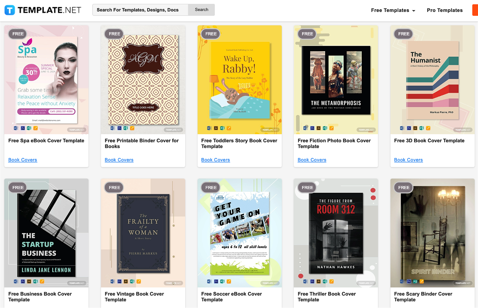 Free Book Cover Makers for Non-Designers