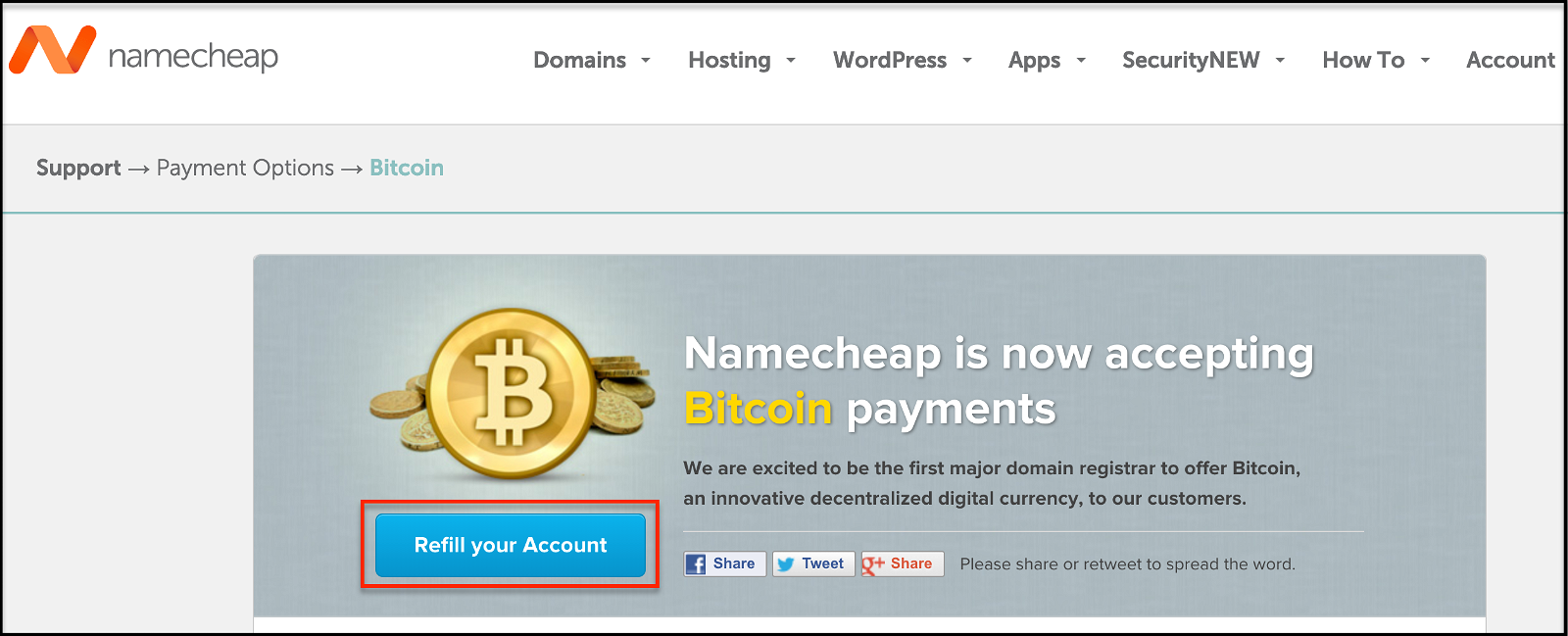 top web hosting services that accept bitcoin and cryptocurrencies. Thinkmaverick