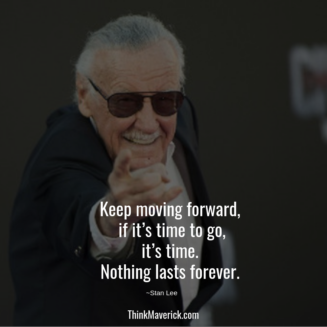 10 Best Inspirational Stan Lee Quotes on Life, Death and Success