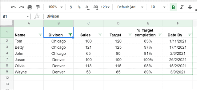 1632061830_740_How-To-Filter-In-Google-Sheets-And-Organize-Data