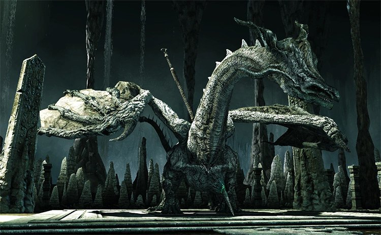 Sinh, The Slumbering Dragon in DS2