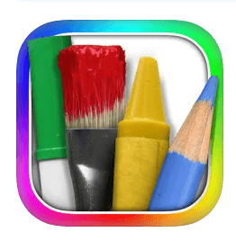 Drawing pad -Best iPad Apps for Toddlers