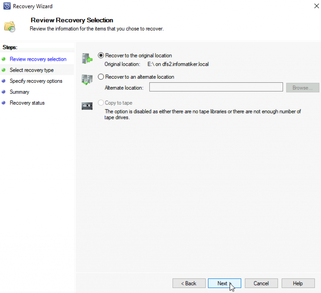 1632160941_422_How-to-backup-and-restore-with-Microsoft-DPM
