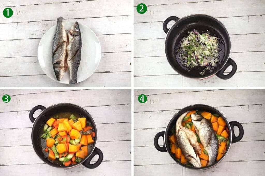 how to cook Jamaican steamed fish