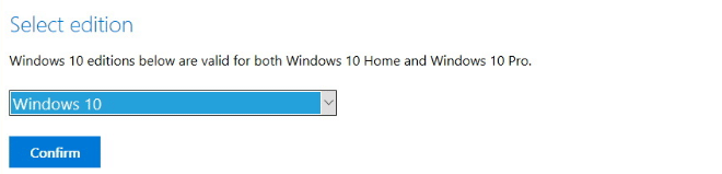 How to Download the Windows 10 ISO