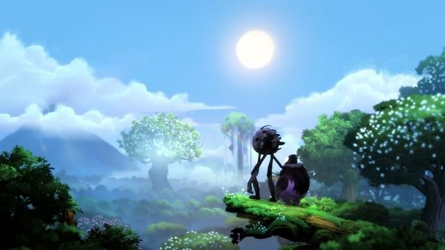 Cốt truyện Ori and the Blind Forest - P.2
