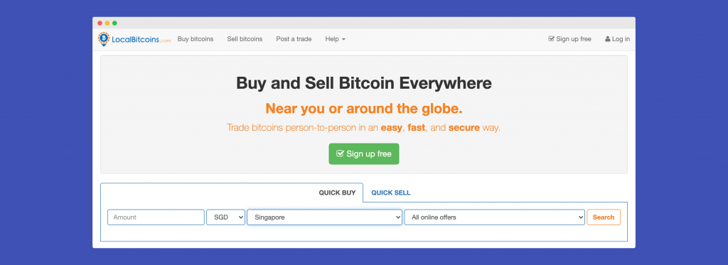 LocalBitcoins 101: A Beginner's Guide to Buying Bitcoin on LocalBitcoins (and Not Get Scammed). thinkmaverick