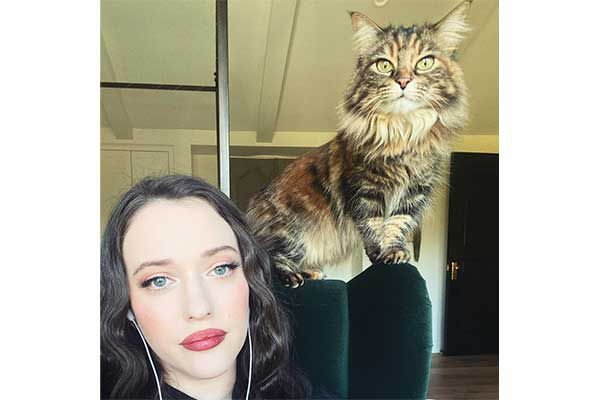 Cat-Lover-Kat-Dennings-Urges-Cat-Parents-to-Take-Their