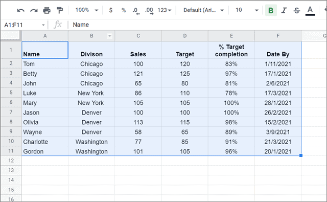 How-To-Filter-In-Google-Sheets-And-Organize-Data